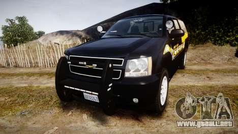 Chevrolet Suburban [ELS] Rims1 para GTA 4