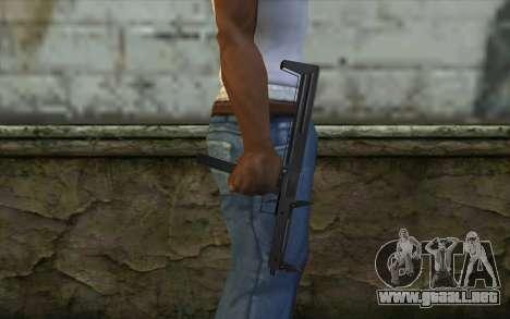 PP-90 para GTA San Andreas tercera pantalla