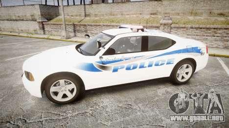 Dodge Charger 2010 PS Police [ELS] para GTA 4 left