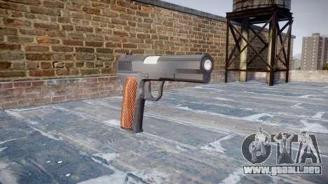 Pistola TT para GTA 4