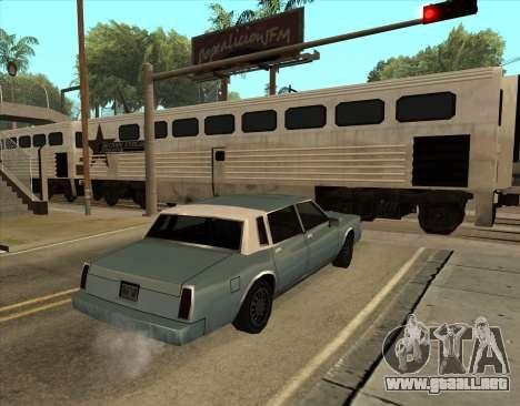 Tahoma Restyle para GTA San Andreas left
