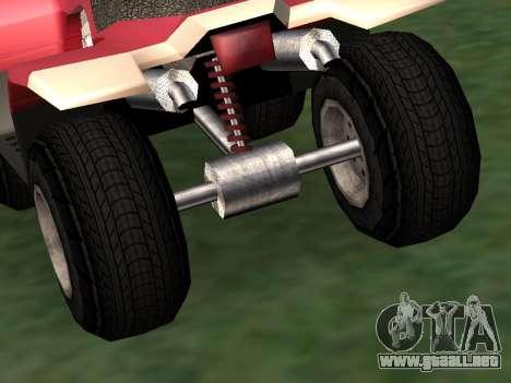 Actualizado Quad para la visión correcta GTA San Andreas