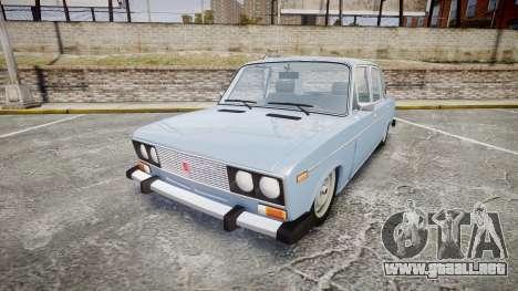 El USO de-2106 a (Lada 2106) para GTA 4