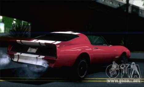 GTA 5 Phoenix para GTA San Andreas left