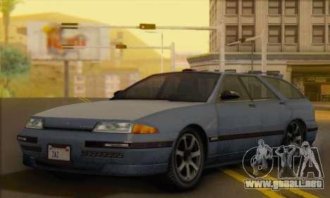 GTA 5 Stratum para la visión correcta GTA San Andreas