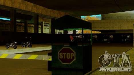 Un nuevo transporte en LSPD y su reactivación para GTA San Andreas séptima pantalla