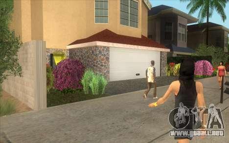 Casa nueva en Las Venturas para GTA San Andreas tercera pantalla