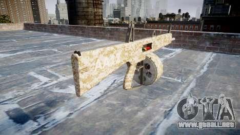 Escopeta Auto Assault-12 para GTA 4 segundos de pantalla
