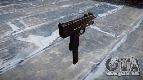 Pistola de Ingram MAC-10 para GTA 4 segundos de pantalla