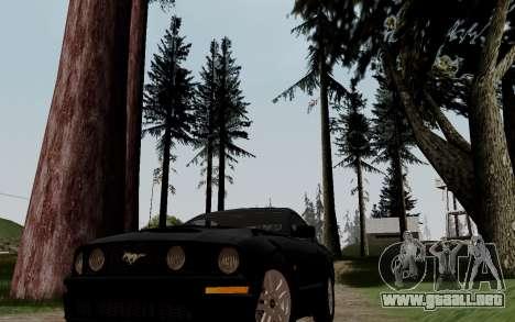 ENBSeries For Low PC v3.0 (SA:MP) para GTA San Andreas octavo de pantalla