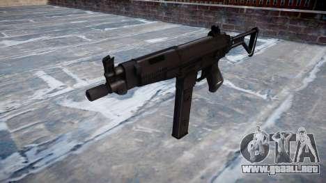 Pistola Taurus MT-40 buttstock2 icon2 para GTA 4