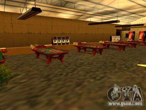 Relax City para GTA San Andreas sexta pantalla