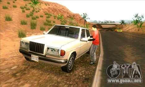 Situación de la vida v3.0 para GTA San Andreas quinta pantalla