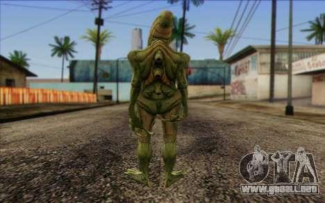 Alien from GTA 5 para GTA San Andreas segunda pantalla