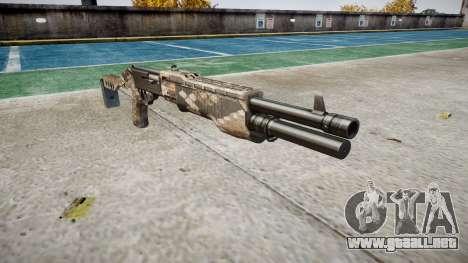 Ружье Franchi SPAS-12 Viper para GTA 4
