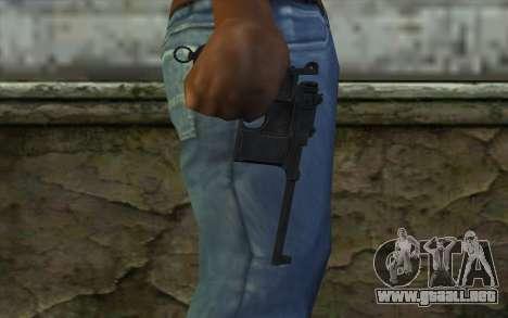 Mauser C96 v2 para GTA San Andreas tercera pantalla