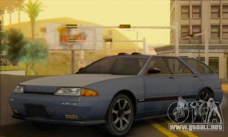 GTA 5 Stratum para visión interna GTA San Andreas