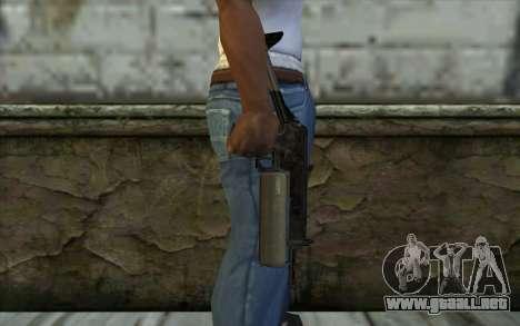 PP-M para GTA San Andreas tercera pantalla