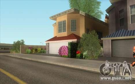 Casa nueva en Las Venturas para GTA San Andreas