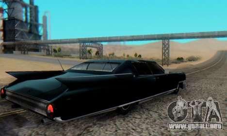 Cadillac Stella II para GTA San Andreas left