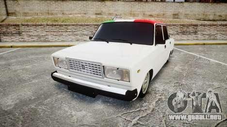 VAZ-2107 Italia para GTA 4