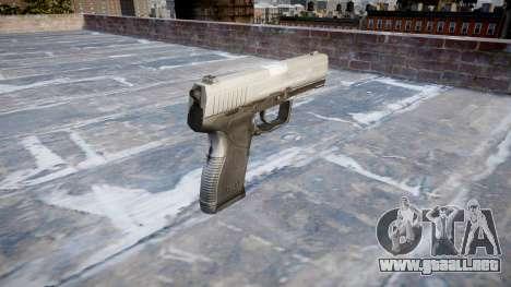 Pistola Taurus 24-7 titanio icon1 para GTA 4 segundos de pantalla