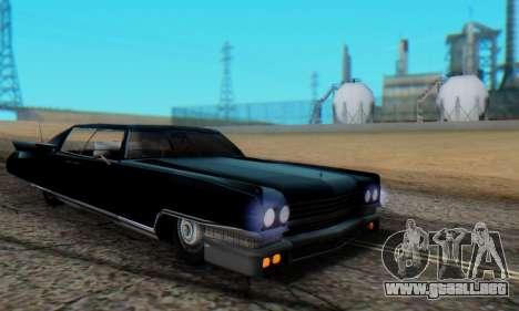 Cadillac Stella II para GTA San Andreas
