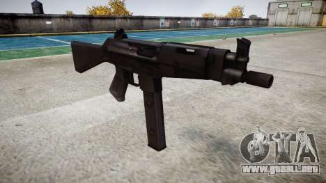 Pistola Taurus MT-40 buttstock1 icon3 para GTA 4