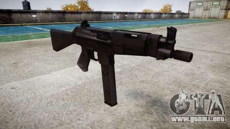 Pistola Taurus MT-40 buttstock1 icon3 para GTA 4