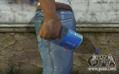 Nuclear De Pepsi para GTA San Andreas tercera pantalla