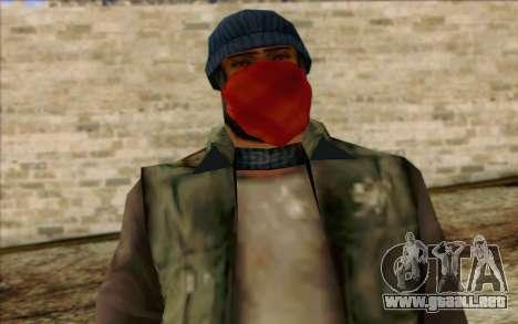 Vagabonds Skin 1 para GTA San Andreas tercera pantalla
