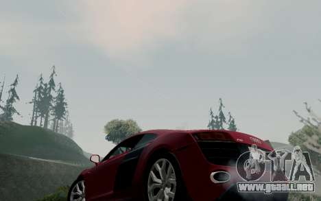 ENBSeries For Low PC v3.0 (SA:MP) para GTA San Andreas quinta pantalla