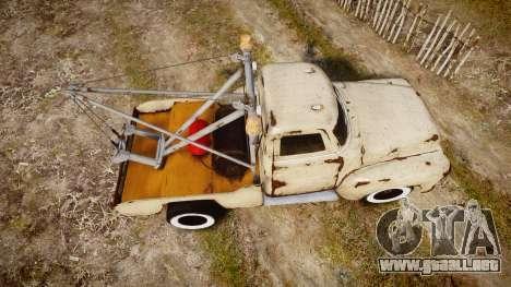 DMG Titan [EPM] Rusty para GTA 4 visión correcta
