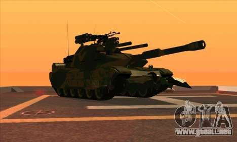 M1A1 Abrams Brawl (Transformers) para GTA San Andreas left