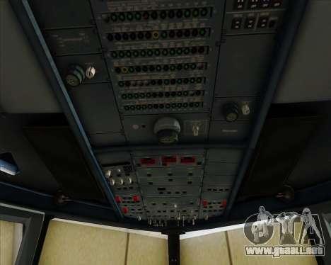 Airbus A320-212 Condor para el motor de GTA San Andreas