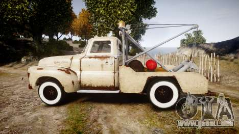 DMG Titan [EPM] Rusty para GTA 4 left
