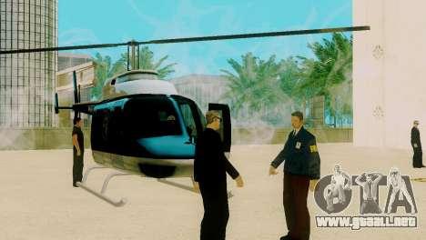 La reactivación de todas las comisarías de polic para GTA San Andreas tercera pantalla