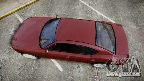 Bravado Buffalo SRT para GTA 4 visión correcta