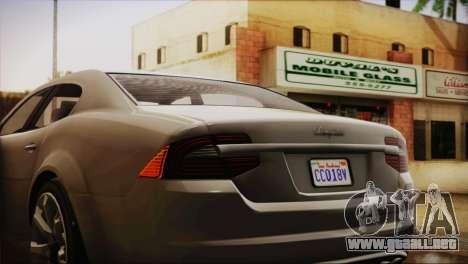 Lampadati Felon (IVF) para la visión correcta GTA San Andreas