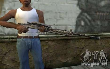 ДПМ (Battlefield: Vietnam) para GTA San Andreas tercera pantalla