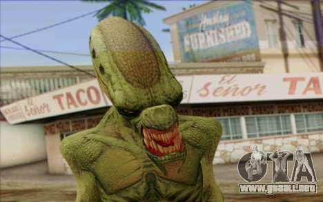 Alien from GTA 5 para GTA San Andreas tercera pantalla