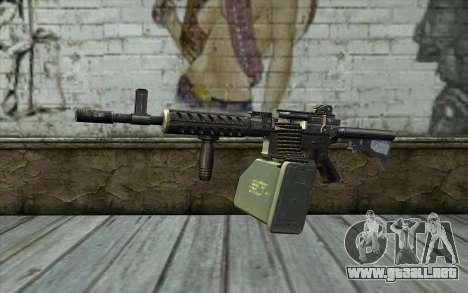Pistola De Ares Shrike para GTA San Andreas