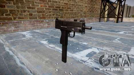 Pistola de Ingram MAC-10 para GTA 4