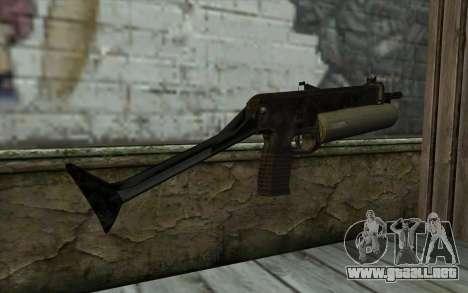 PP-M para GTA San Andreas segunda pantalla