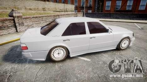 Mercedes-Benz E500 1998 Tuned Wheel White para GTA 4 left