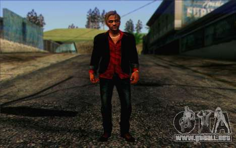 Hoyt Volker (Far Cry 3) para GTA San Andreas