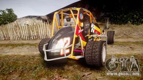 Larock-Sprinter K&N para GTA 4 Vista posterior izquierda