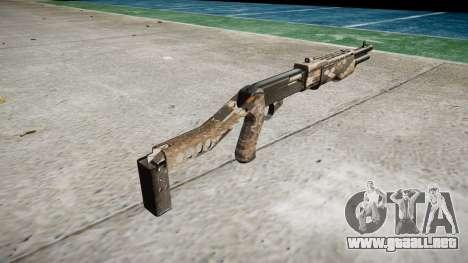 Ружье Franchi SPAS-12 Viper para GTA 4 segundos de pantalla