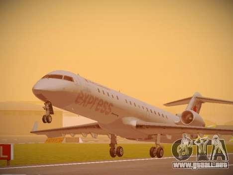 Bombardier CRJ-700 Air Canada Express para GTA San Andreas
