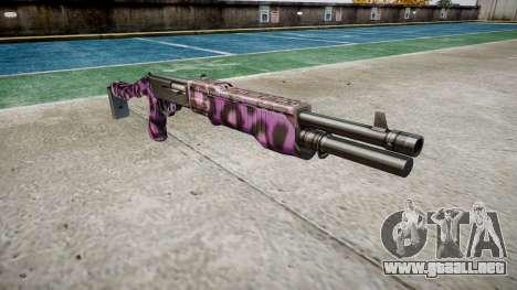 Ружье Franchi SPAS-12 Party Rock para GTA 4